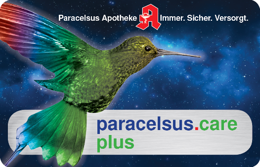 paracelsus.care plus Kundenkarte